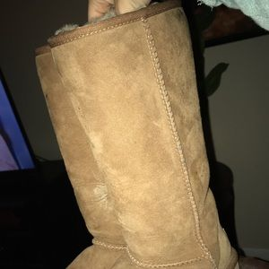 Tan UGG Boots
